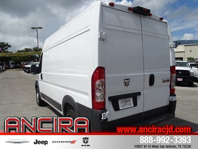 2018 ProMaster 2500 High Roof FWD,  Empty Cargo Van #B107178 - photo 2