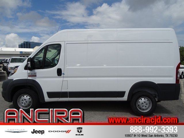 2018 ProMaster 2500 High Roof FWD,  Empty Cargo Van #B107178 - photo 8