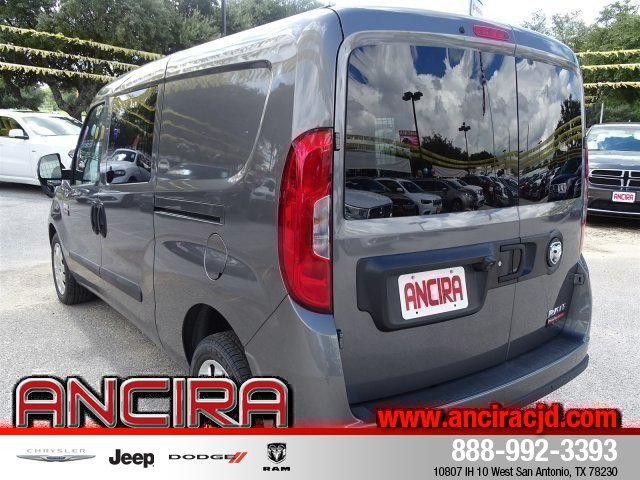 2018 ProMaster City FWD,  Empty Cargo Van #B11300 - photo 18