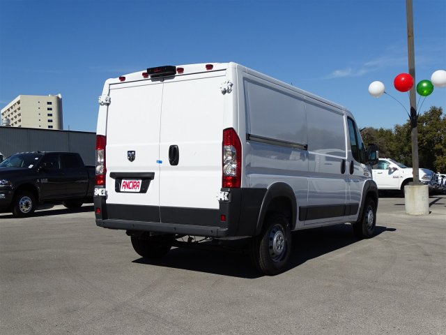 2018 ProMaster 1500 Standard Roof FWD,  Empty Cargo Van #B113837 - photo 7