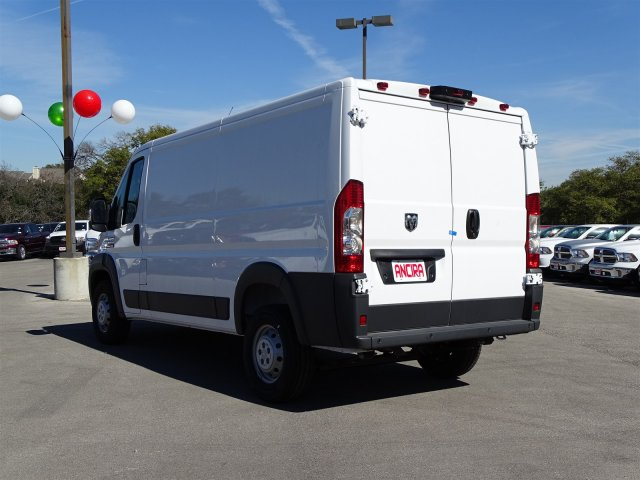 2018 ProMaster 1500 Standard Roof FWD,  Empty Cargo Van #B113837 - photo 9