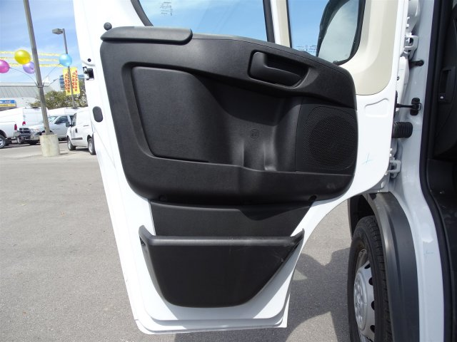 2018 ProMaster 2500 High Roof, Weather Guard Upfitted Van #B116179 - photo 12