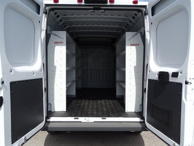 2018 ProMaster 2500 High Roof, Weather Guard Upfitted Van #B116179 - photo 21