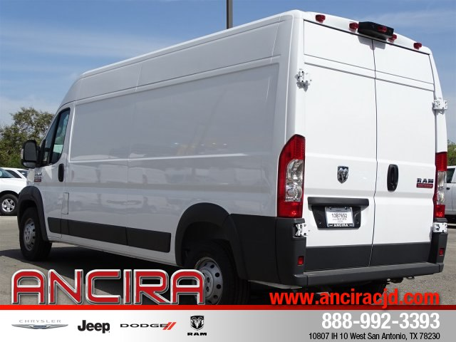 2018 ProMaster 2500 High Roof,  Weather Guard Upfitted Cargo Van #B116179 - photo 8