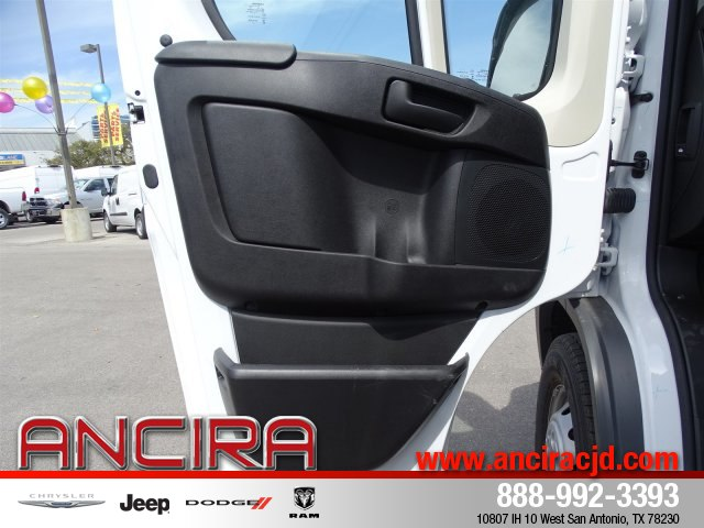2018 ProMaster 2500 High Roof 4x2,  Weather Guard Upfitted Cargo Van #B116179 - photo 12