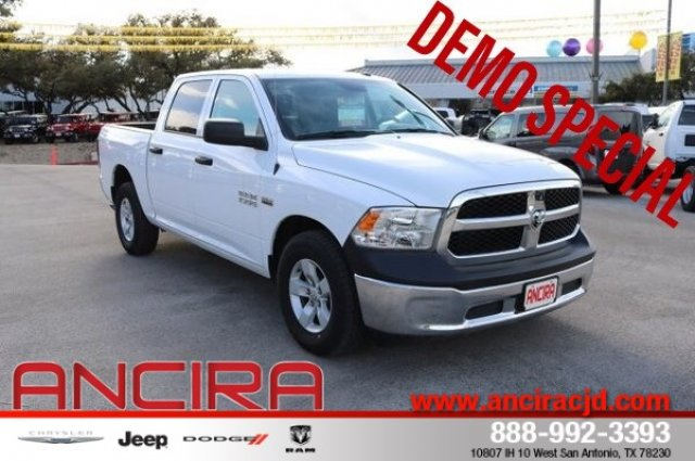 2018 Ram 1500 Crew Cab 4x2,  Pickup #B122765 - photo 1