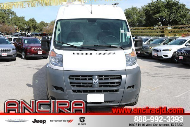 2018 ProMaster 2500 High Roof FWD,  Upfitted Cargo Van #B142566 - photo 8