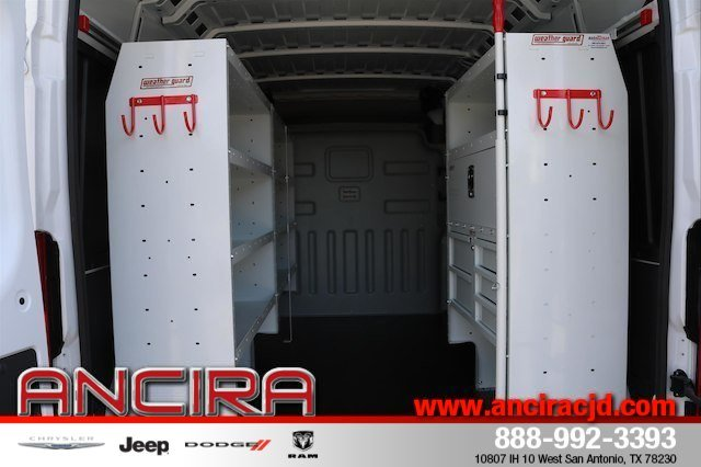2018 ProMaster 2500 High Roof FWD,  Upfitted Cargo Van #B142566 - photo 2
