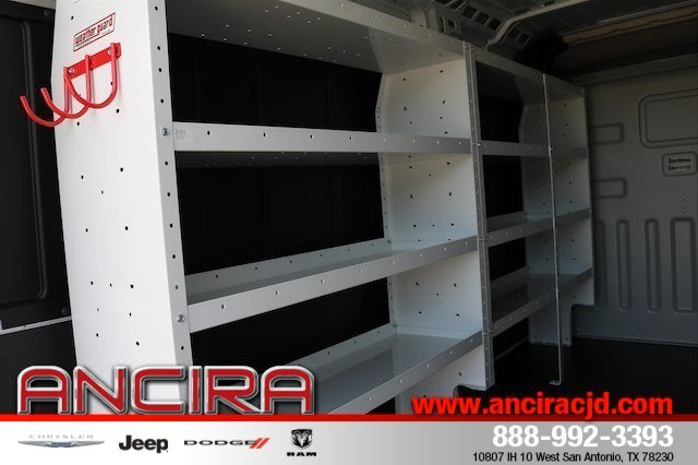 2018 ProMaster 2500 High Roof FWD,  Upfitted Cargo Van #B142566 - photo 18