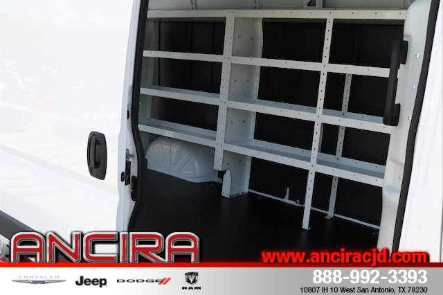 2018 ProMaster 2500 High Roof FWD,  Upfitted Cargo Van #B142566 - photo 22
