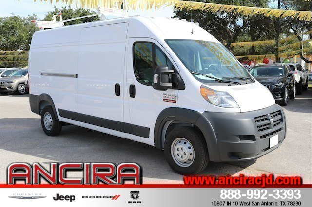 2018 ProMaster 2500 High Roof FWD,  Upfitted Cargo Van #B142566 - photo 3