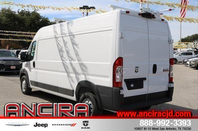 2018 ProMaster 2500 High Roof FWD,  Upfitted Cargo Van #B142566 - photo 5