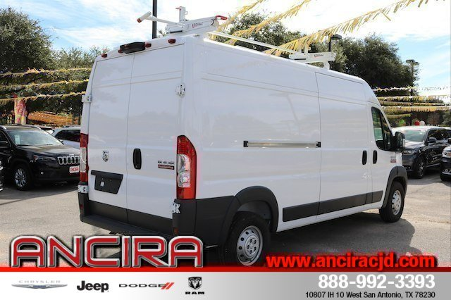 2018 ProMaster 2500 High Roof FWD,  Upfitted Cargo Van #B142566 - photo 7