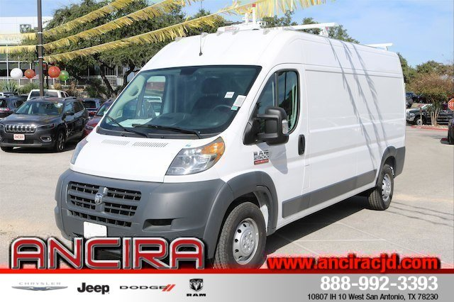 2018 ProMaster 2500 High Roof FWD,  Upfitted Cargo Van #B142566 - photo 24