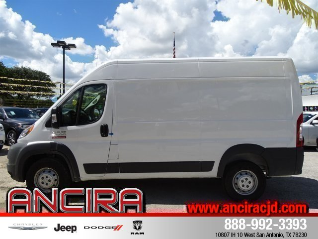 2018 ProMaster 2500 High Roof FWD,  Empty Cargo Van #B156791 - photo 9