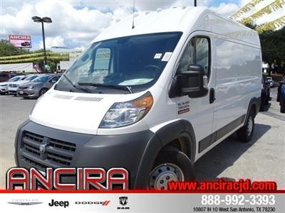2018 ProMaster 2500 High Roof FWD,  Empty Cargo Van #B156791 - photo 1