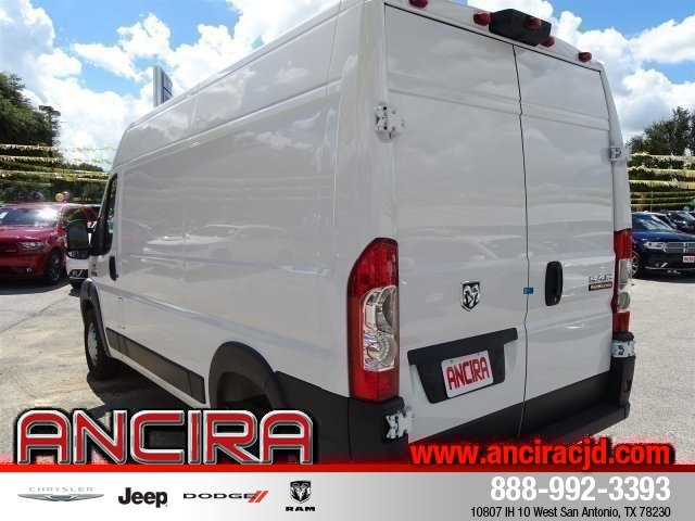 2018 ProMaster 2500 High Roof FWD,  Empty Cargo Van #B156792 - photo 7
