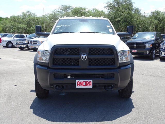 2016 Ram 5500 Regular Cab DRW 4x4, Cab Chassis #B157313 - photo 3