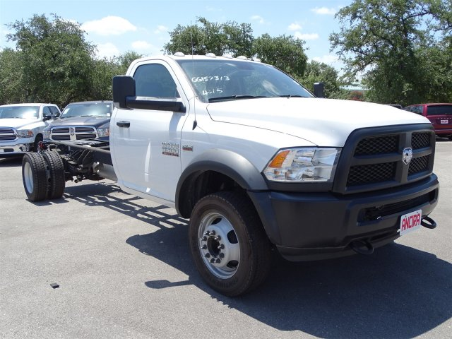 2016 Ram 5500 Regular Cab DRW 4x4, Cab Chassis #B157313 - photo 4