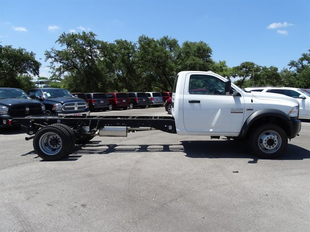 2016 Ram 5500 Regular Cab DRW 4x4, Cab Chassis #B157313 - photo 5