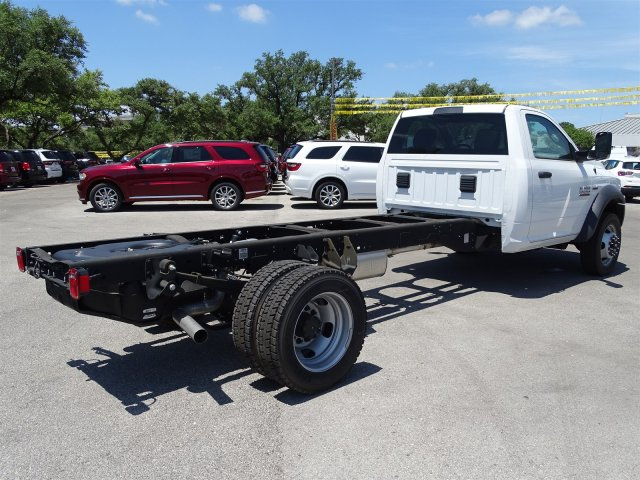 2016 Ram 5500 Regular Cab DRW 4x4, Cab Chassis #B157313 - photo 6