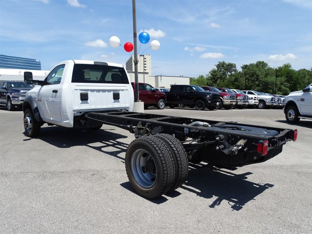 2016 Ram 5500 Regular Cab DRW 4x4, Cab Chassis #B157313 - photo 2