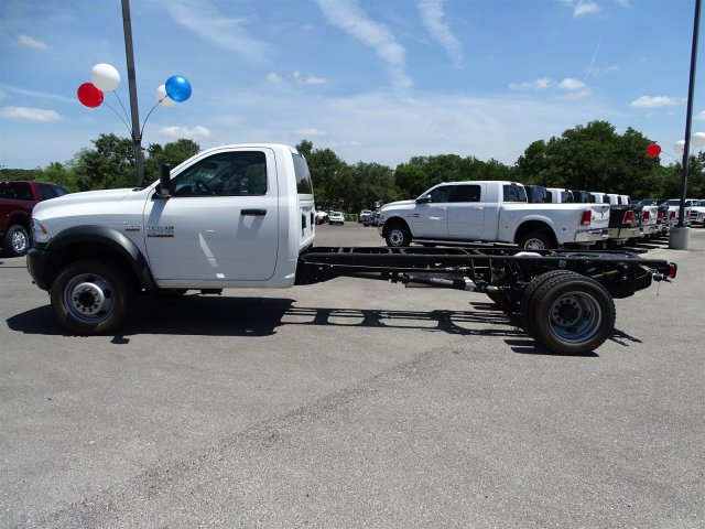 2016 Ram 5500 Regular Cab DRW 4x4, Cab Chassis #B157313 - photo 8