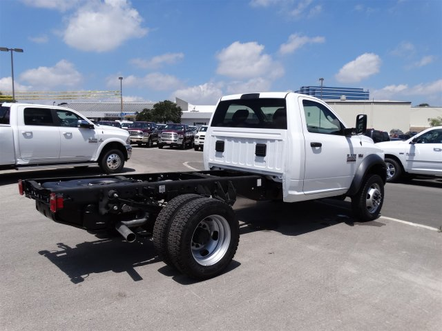 2016 Ram 4500 Regular Cab DRW 4x4 Cab Chassis #B162933 - photo 6
