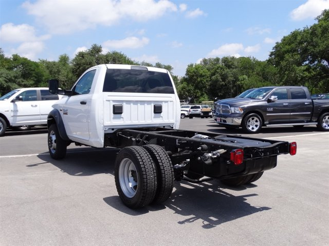 2016 Ram 4500 Regular Cab DRW 4x4 Cab Chassis #B162933 - photo 2