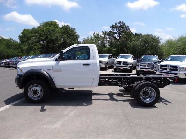 2016 Ram 4500 Regular Cab DRW 4x4 Cab Chassis #B162933 - photo 8