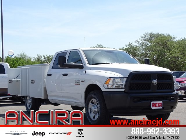 2018 Ram 2500 Crew Cab,  Service Body #B189027 - photo 4