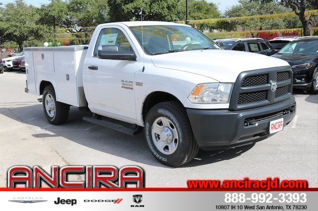 2018 Ram 2500 Regular Cab 4x2,  Harbor Service Body #B189086 - photo 3