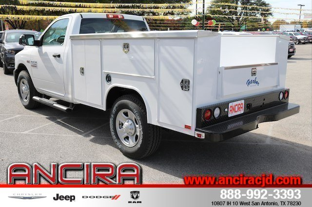 2018 Ram 2500 Regular Cab 4x2,  Harbor Service Body #B189086 - photo 2