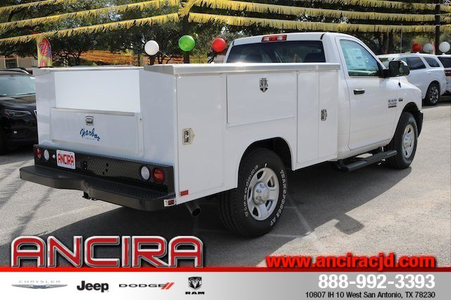 2018 Ram 2500 Regular Cab 4x2,  Harbor Service Body #B189086 - photo 6