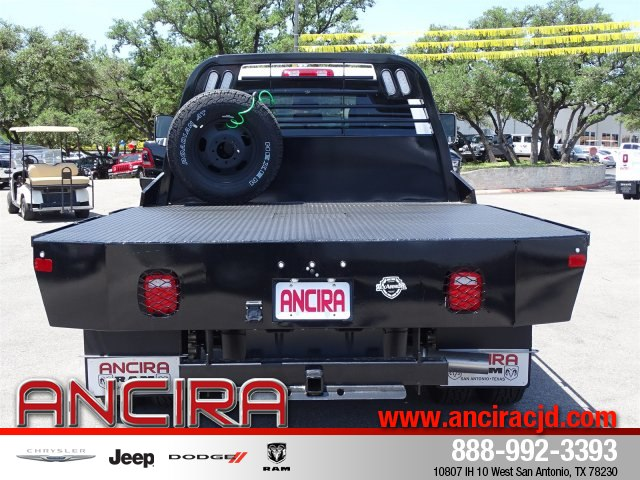 2018 Ram 3500 Crew Cab DRW 4x4,  Platform Body #B208800 - photo 7