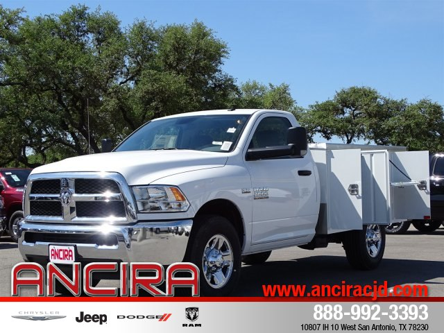 2018 Ram 2500 Regular Cab,  Service Body #B212115 - photo 2