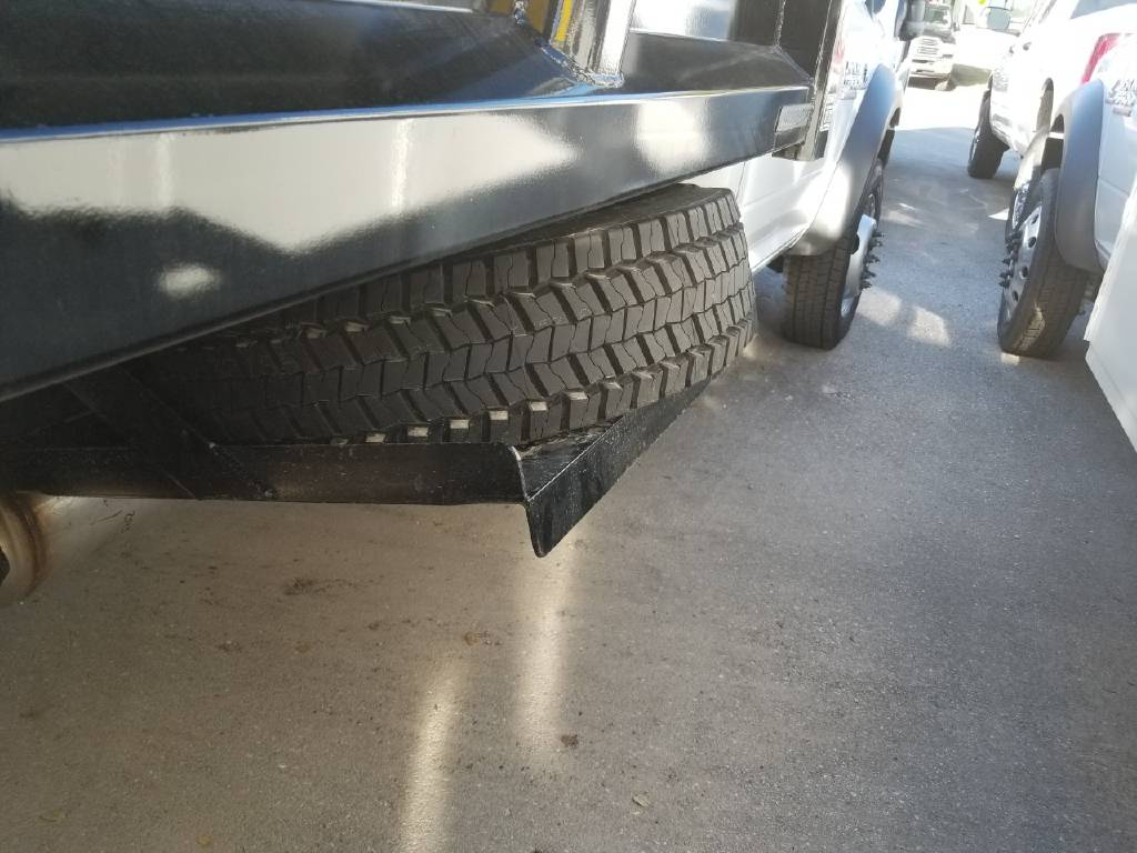 2018 Ram 5500 Regular Cab DRW 4x4,  Reading Dump Body #B304208 - photo 8