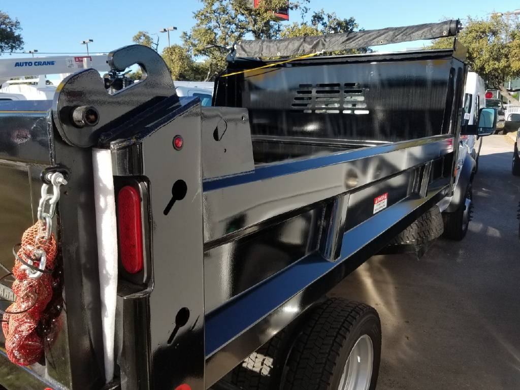 2018 Ram 5500 Regular Cab DRW 4x4,  Reading Dump Body #B304208 - photo 9