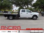 2018 Ram 3500 Crew Cab DRW 4x4,  CM Truck Beds Platform Body #B355725 - photo 1