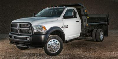 2018 Ram 5500 Regular Cab DRW 4x2,  Cab Chassis #B383406 - photo 1