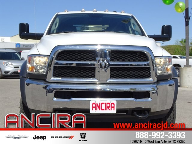 2017 Ram 5500 Crew Cab DRW 4x4,  CM Truck Beds Platform Body #B504150 - photo 3