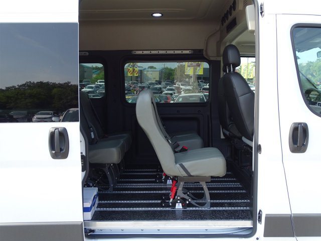 2017 ProMaster 2500 High Roof, TransitWorks Mobility #B512950 - photo 14