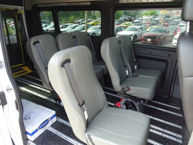 2017 ProMaster 2500 High Roof, TransitWorks Mobility #B512950 - photo 15
