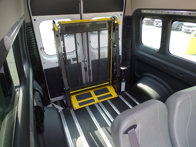 2017 ProMaster 2500 High Roof, TransitWorks Mobility #B512950 - photo 16