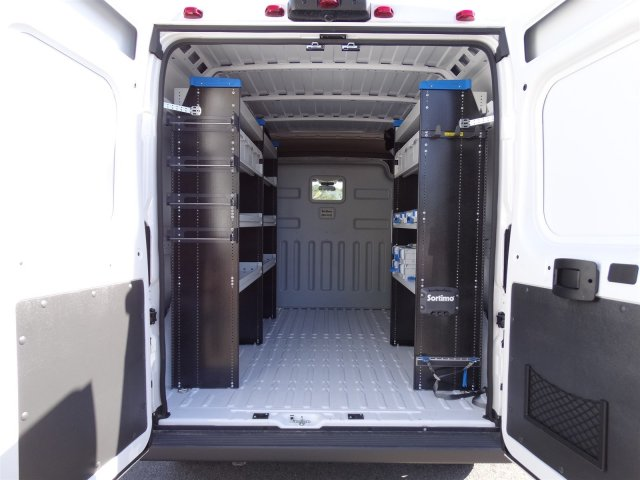 2017 ProMaster 2500 High Roof, Sortimo Van Upfit #B515430 - photo 2
