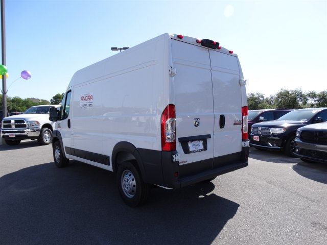 2017 ProMaster 2500 High Roof, Sortimo Van Upfit #B515430 - photo 10