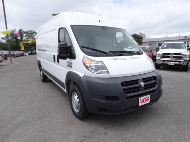 2017 ProMaster 2500 High Roof, Cargo Van #B535095 - photo 4