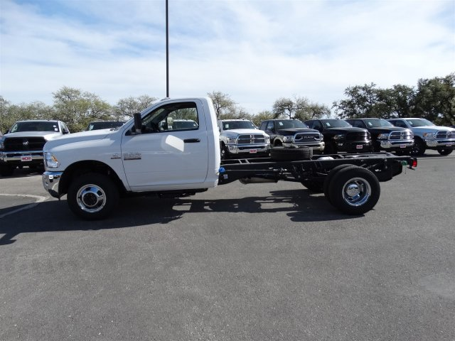 2017 Ram 3500 Regular Cab DRW 4x4, Cab Chassis #B536411 - photo 8