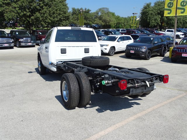 2017 Ram 3500 Regular Cab DRW 4x4 Cab Chassis #B536411 - photo 2
