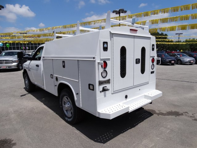 2017 Ram 2500 Regular Cab, Knapheide Service Utility Van #B609211 - photo 2